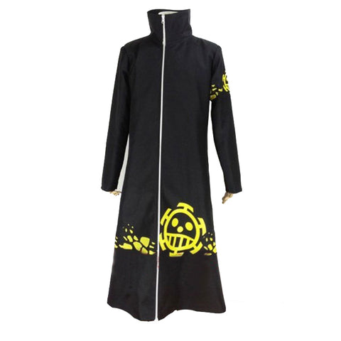 One Piece Trafalgar Law Halloween Cosplay Costume