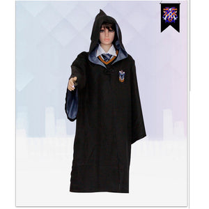 Kid's Unisex Harry Potter Hogwarts Robe Cloak Ravenclaw Costume Halloween/Stage Performance/Party
