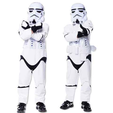 Kid's Star Wars Clone Stormtrooper Soldier Costume Halloween / Stage Performance / Party