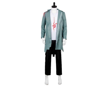 Danganronpa 2: Goodbye Despair Nagito Komaeda Costume Cosplay Shirt Pants Coat Full Set