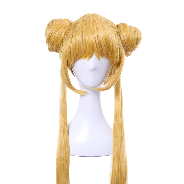 Sailor Moon Tsukino Usagi Cosplay Wigs
