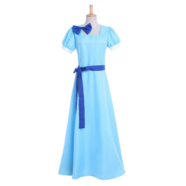 Adult Disney Peter Pan Wendy Darling Cosplay Costume Halloween / Stage Performance / Party