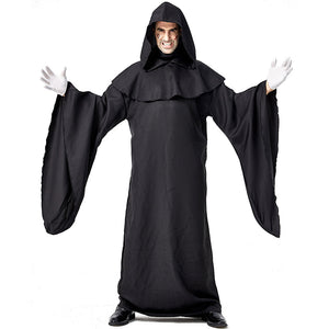 Adult Unisex Dark Demon Cosplay Costume For Halloween Party Performance