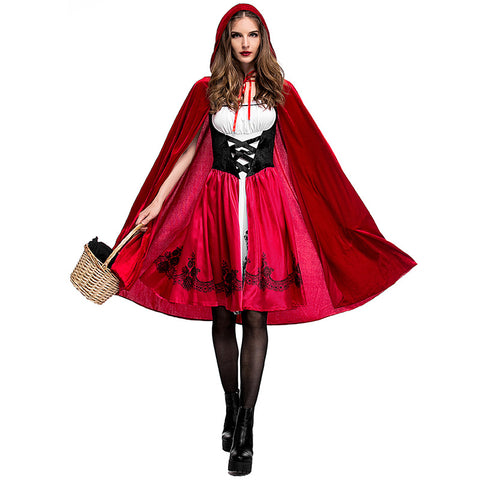 Classic Little Red Riding Hood Costume