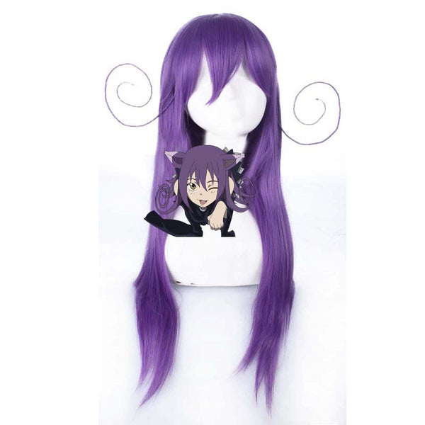 Anime Soul Eater Blair Cosplay Wigs