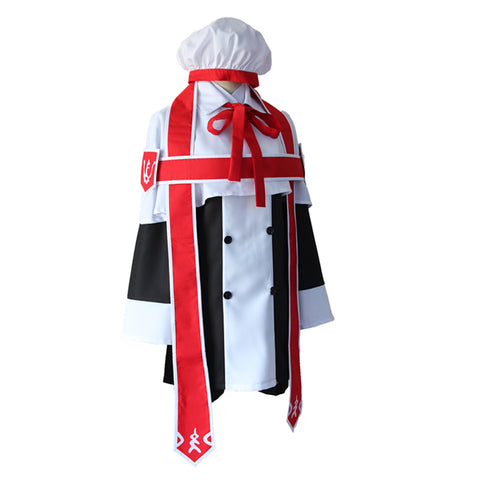 Anime Black Butler Ciel Phantomhive Church Cospaly Costume