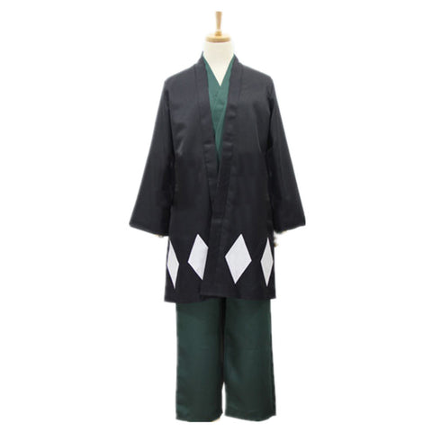 Anime Bleach Urahara Kisuke Halloween Cosplay Costume