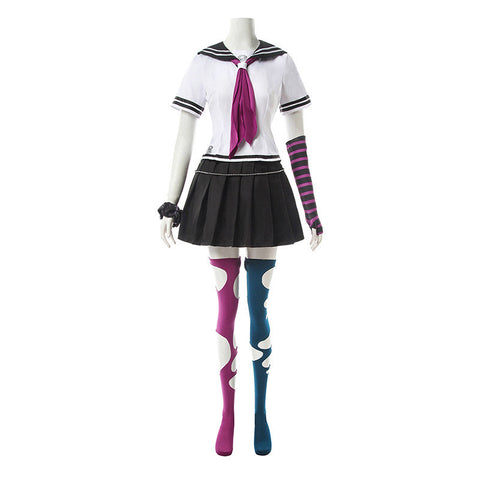 Anime Danganronpa Mioda Ibuki Uniform Cosplay Costume Full Set