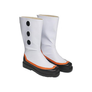 Anime Darling in the Franxx 02 Zero Two Cosplay Boots White