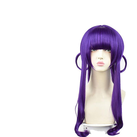 Anime Toilet-bound Hanako-kun Nene Yashiro Cosplay Purple Long Wigs