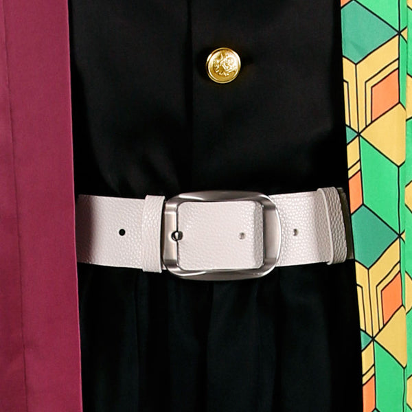 Anime Demon Slayer / Kimetsu no Yaiba Tomioka Giyuu Cosplay Costume