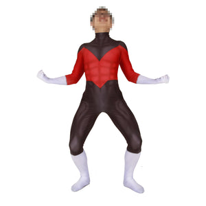 Anime Dragon Ball Pride Trooper Cosplay Costume Zentai Adults