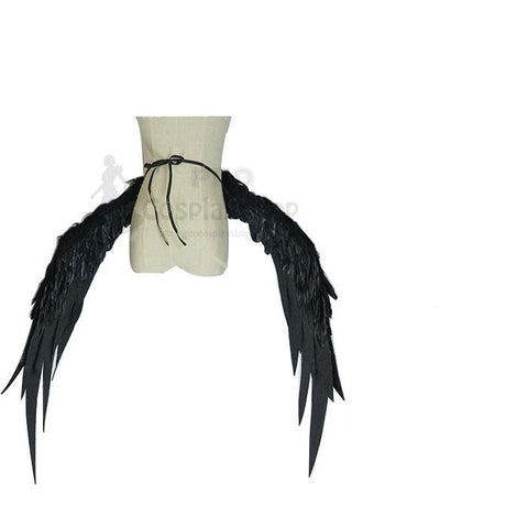 Anime Overlord Albedo Cosplay Wings