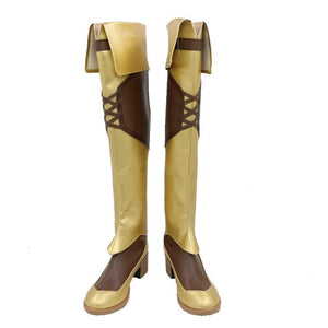 The Rising of the Shield Hero Raphtalia Cosplay Costume Shoes/Boots