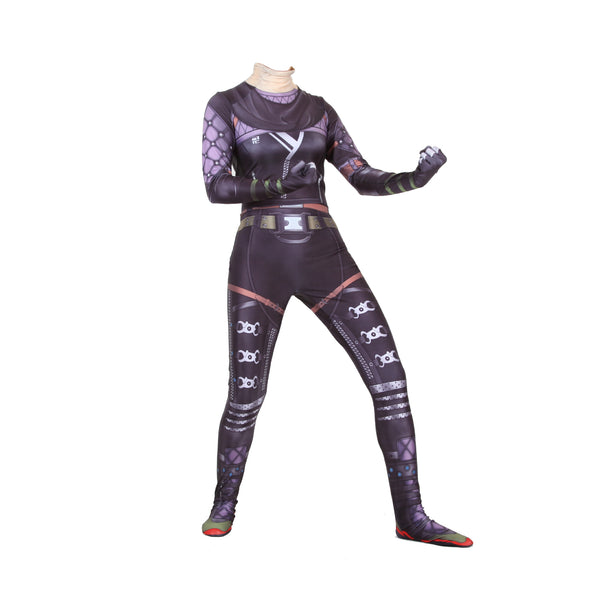 Apex Legends Wraith Cosplay Costume Zentai Adults
