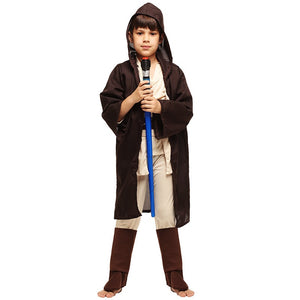 Kid's Star Wars Jedi Costume Halloween / Stage Performance / Party