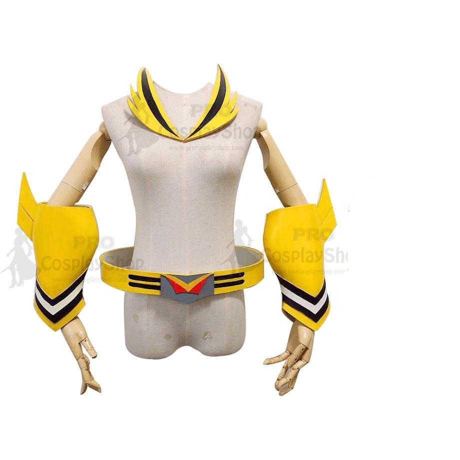Boku No Hero / My Hero Academia All Might Cosplay Props Waist and Hand Guards