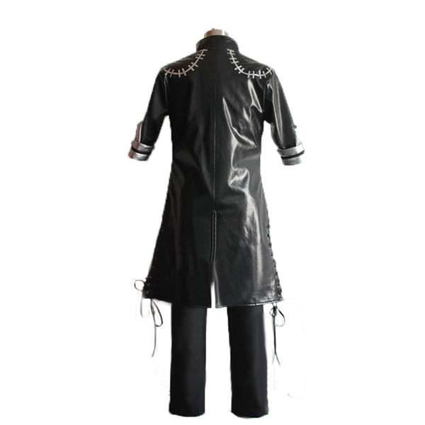 Model:CC103  Source: Boku No Hero / My Hero Academia   Character: BNHA Dabi   Material: PU Leather,Polyester  Usage: Halloween , Cosplay, Party, Carnival, Christmas, Show  Package Includes:T-shirt+Coat+Pants  Processing Time: 3-7 Business Days