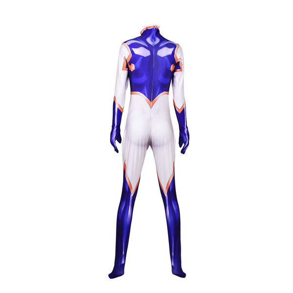 Boku No Hero  My Hero Academia M.T Lady Cosplay Costumes Jumpsuit