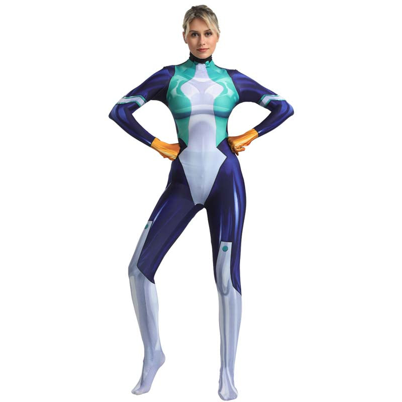 Boku No Hero My Hero Academia Nejire Hado Cosplay Costume Jumpsuit