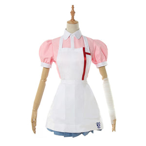 Danganronpa 2: Goodbye Despair Mikan Tsumiki Maid Costume Cosplay Uniform