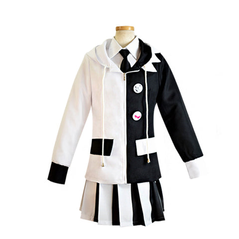 Danganronpa Monokuma Cosplay Costume Uniform