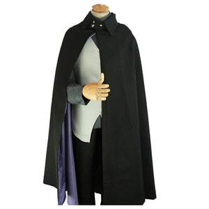 Naruto Uchiha Sasuke Cosplay Costumes cloak Suit