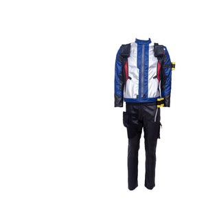 Overwatch OW Soldier 76 Halloween Cosplay Costume