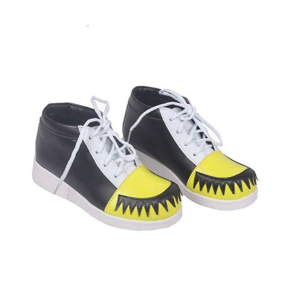 Anime Soul Eater Soul Evans Cosplay Shoes