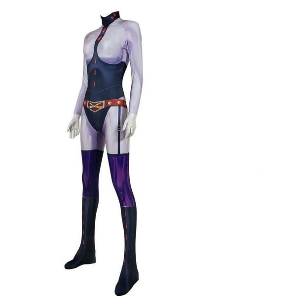 My Hero Academia Midnight Nemuri Kayama Cosplay Costume Jumpsuit Procosplayshop Bandpage for midnight, the cleveland based black rock 'n' roll/thrash metal band guided by mainman. my hero academia midnight nemuri kayama cosplay costume jumpsuit