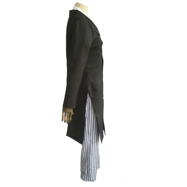 Anime Demon Slayer/Kimetsu No Yaiba Enmu Cospaly Costume Full Set