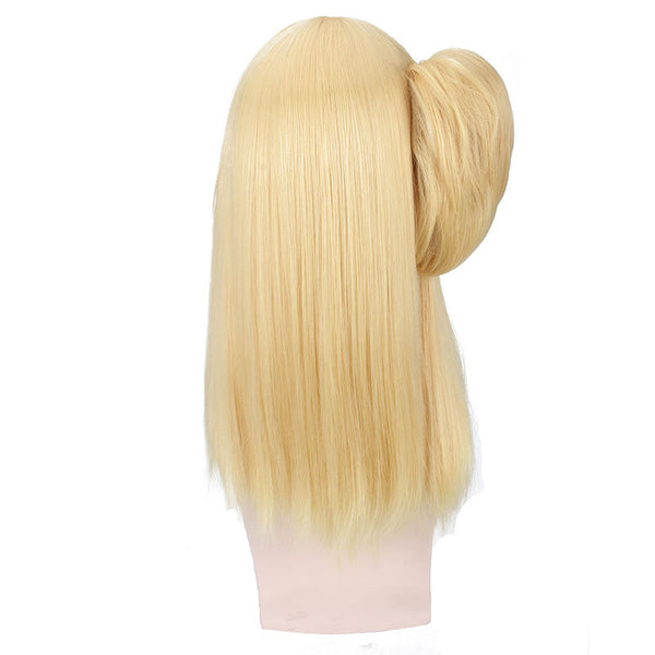 Fairy Tail Lucy Heartfilia Cosplay Costume Wigs