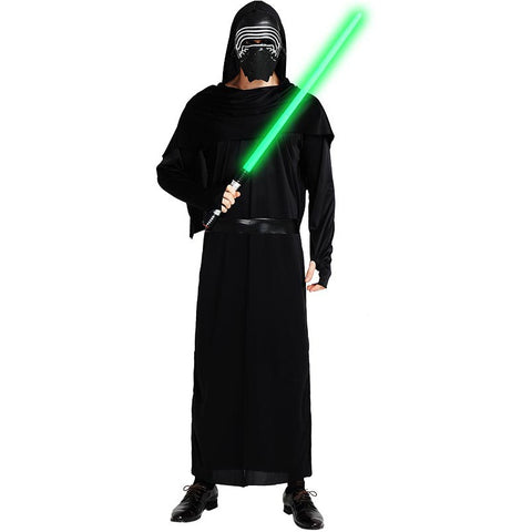 Adult Star Wars Kylo Ren Costume Halloween / Stage Performance / Party