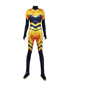 Miraculous Queen Bee Cosplay Zentai Costume