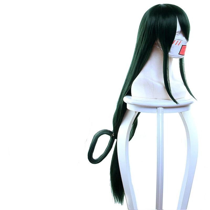 My Hero Academia Froppy Tsuyu Asui Cosplay Green Wigs