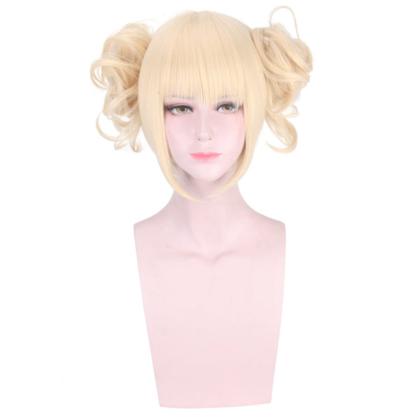 My Hero Academia League of Villains Himiko Toga Cosplay Wigs