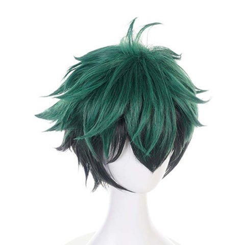 My Hero Academia Midoriya Izuku Deku Fighting Suit Cosplay Wigs Duplicate