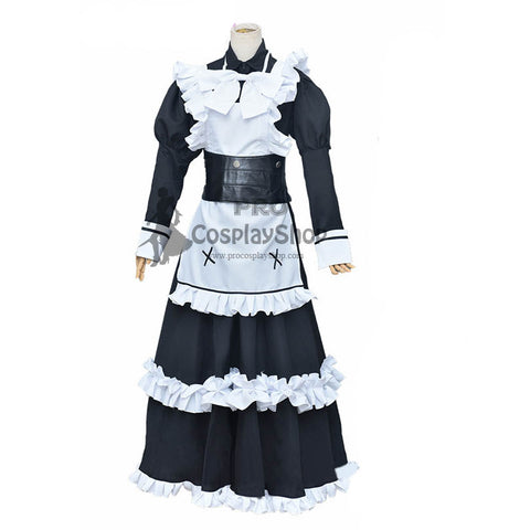 Anime Overlord Narberal Gamma Cosplay Costume Customization
