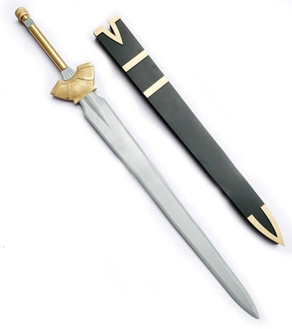 The Rising of the Shield Hero Raphtalia Cosplay Weapon Sword