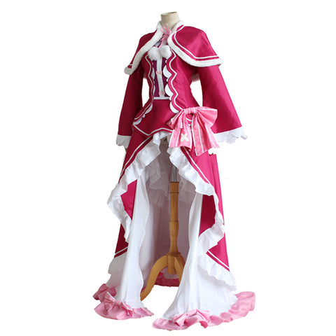 Re:Zero Starting Life in Another World Beatrice Cosplay Costume Dress