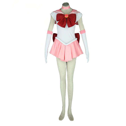 Sailor Moon Sailor Chibi Moon Small Lady Chibiusa Cosplay Costume Halloween
