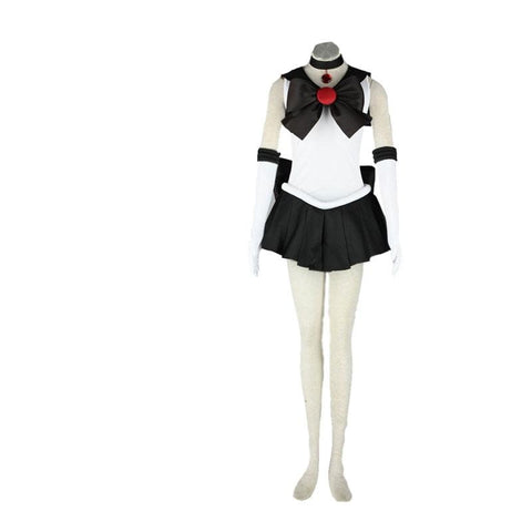 Sailor Moon Sailor Pluto Meiou Setsuna Cosplay Costume Halloween