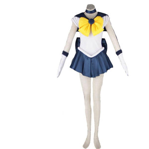 Sailor Moon Sailor Uranus Tenoh Haruka Halloween Cosplay Costume