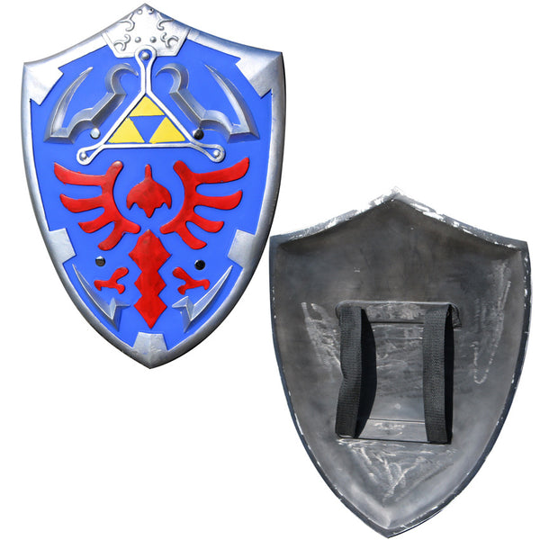 The Legend Of Zelda Breath Of The Wild Link Cosplay Shield Props