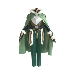 The Rising of the Shield Hero Iwatani Naofumi Cosplay Costume Upgrade Version