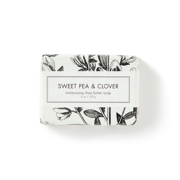 FORMULARY55 SOAP SWEET PEA&CLOVER