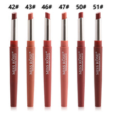 Load image into Gallery viewer, 20 Colors Matte Lipstick 2 In 1 Waterproof Lipliner Long-lasting Moisturizing Lipsticks Professional Makeup