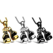 Load image into Gallery viewer, 1 Pcs Men's / Women's Boxing Gloves Necklace - AandA