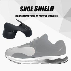 Shoes Shields for Sneaker Anti Crease Wrinkled Fold Shoe Support Toe Cap Sport Ball Shoe Head Stretcher Dropshipping