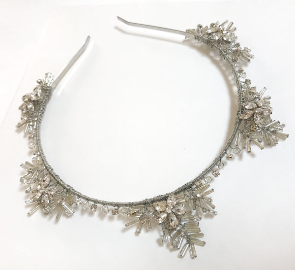 Aria Crystal Crown